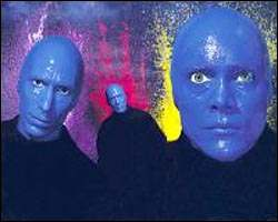 Blue Man Group; Live at Luxor